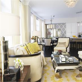 Living Room - Laura Stein
