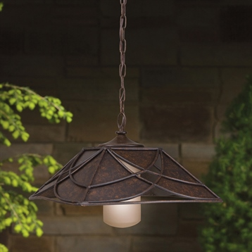 Cathedral Outdoor Pendant