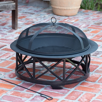 """35"""" Portsmouth Fire Pit"""