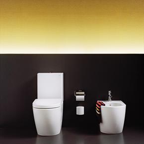 TOTO USA Inc Bathroom 2 Piece White Toilet