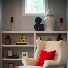 Leah Atkins - Sitting Room