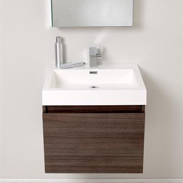 Nano Modern Bathroom Vanity with Medicine Cabinet