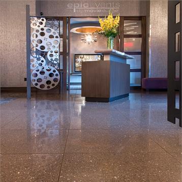 Glass Plank Flooring