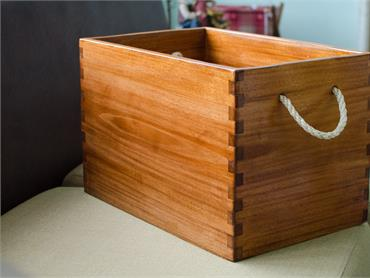 How to Build a Storage Box
