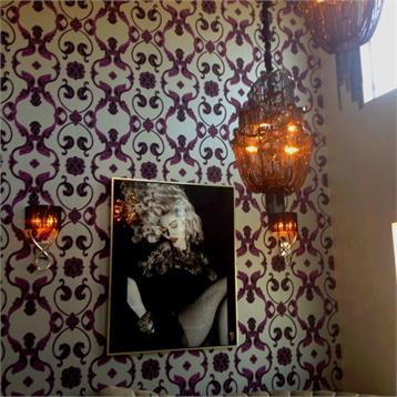 Glam Entryway by Avenue Lighting