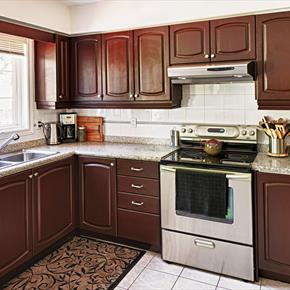 Traditional Kitchen with Modern Updates