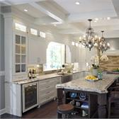 Kitchen Relocation by Dave Fox Design Build Remodelers