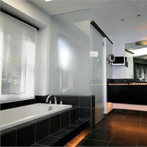Black Marble Bathroom 3
