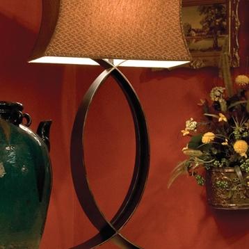 Pisces 1 Light Table Lamp 100W (M)