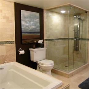 Bathroom: Basement Beauty Remodel