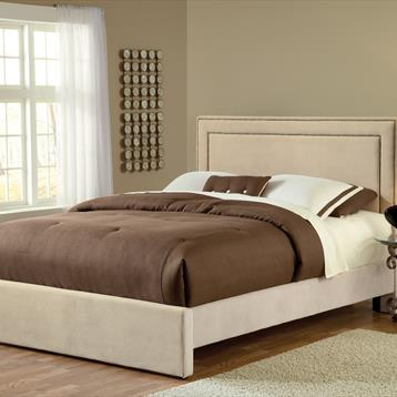 Amber King Bed Set in Buckwheat