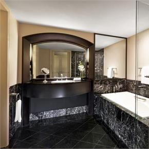 Black Marble Bathroom 1