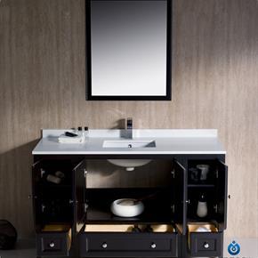 Velino Single Hole Mount Bathroom Vanity