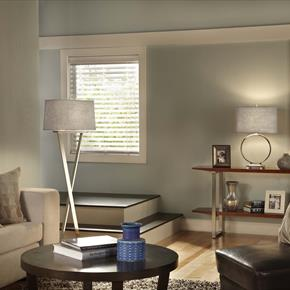 Feiss 1 Light Standing Floor and Table Lamp