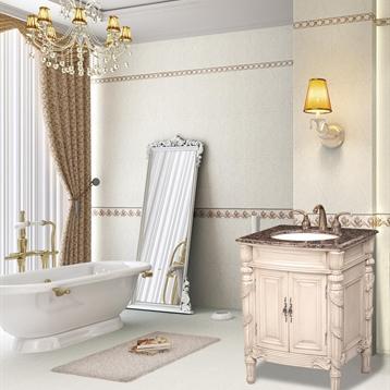 Stufurhome Traditional Bathroom Sink