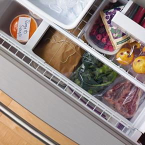 Electrolux Stainless Steel French Door Refrigerator