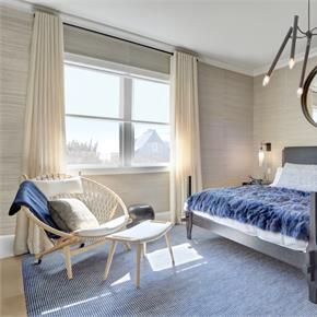 House of Montauk - Guest Room