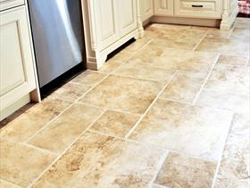 Easy Grout Replacement
